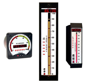 Premo BarGraph Meters